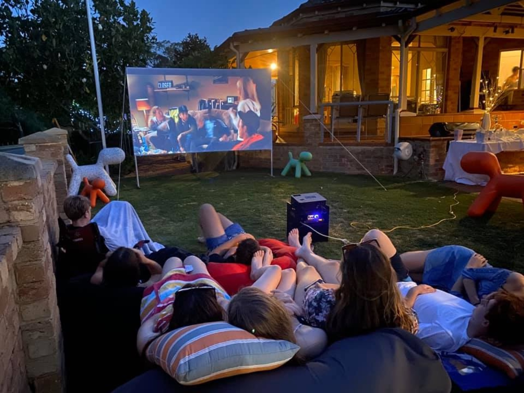 Perth outdoor cinemas are a favourite for entertaining and watching movies under the stars.  You can either hire or purchase your cinema movie kit.  Call Mike 0450 663 482 TODAY!  www.mikesoutdoormovies.com.au