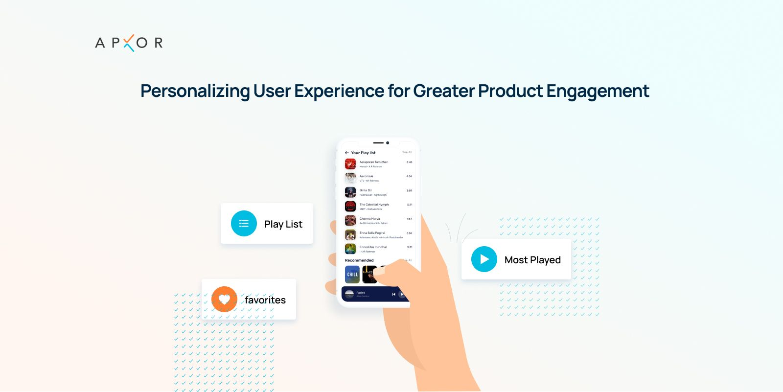 Personalizing User Experience for Greater Product Engagement