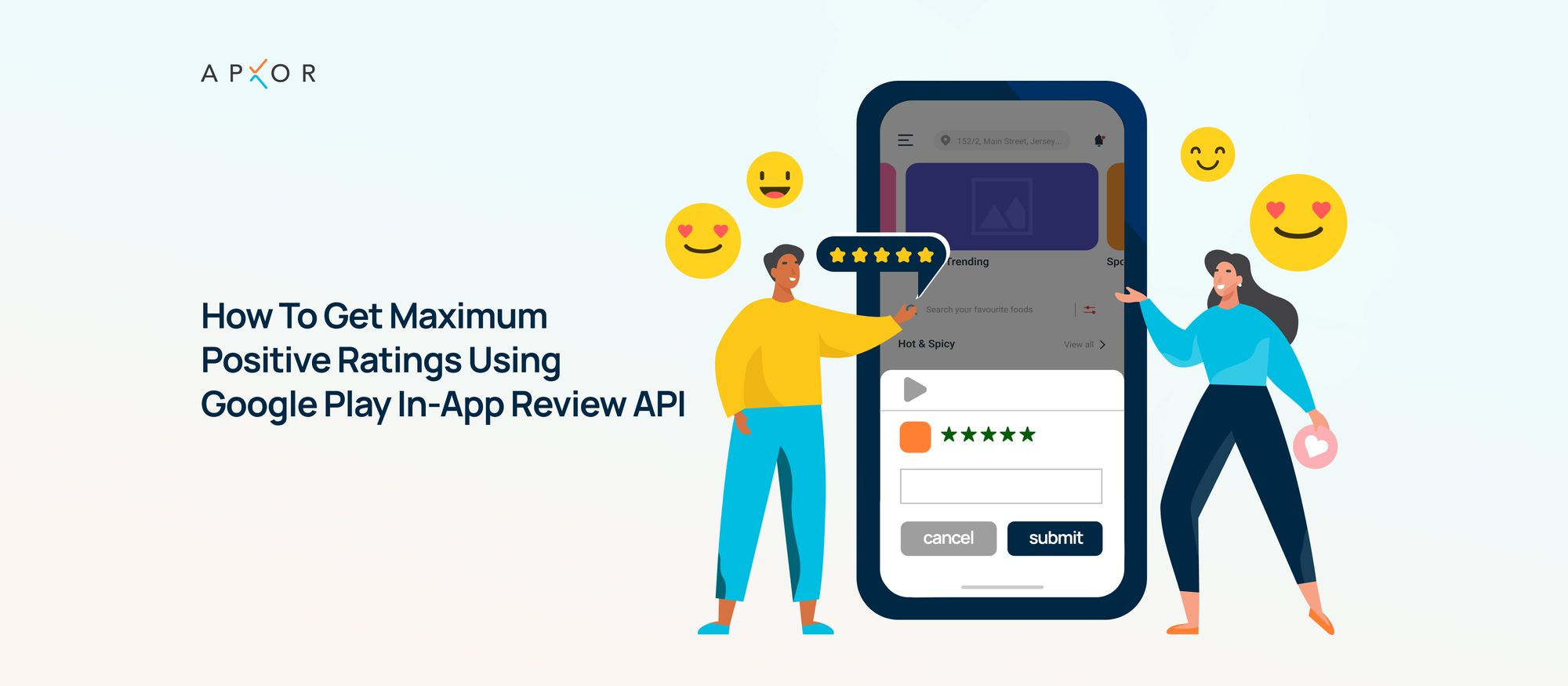 How To Improve App Ratings By Using Google Play In-App Review API