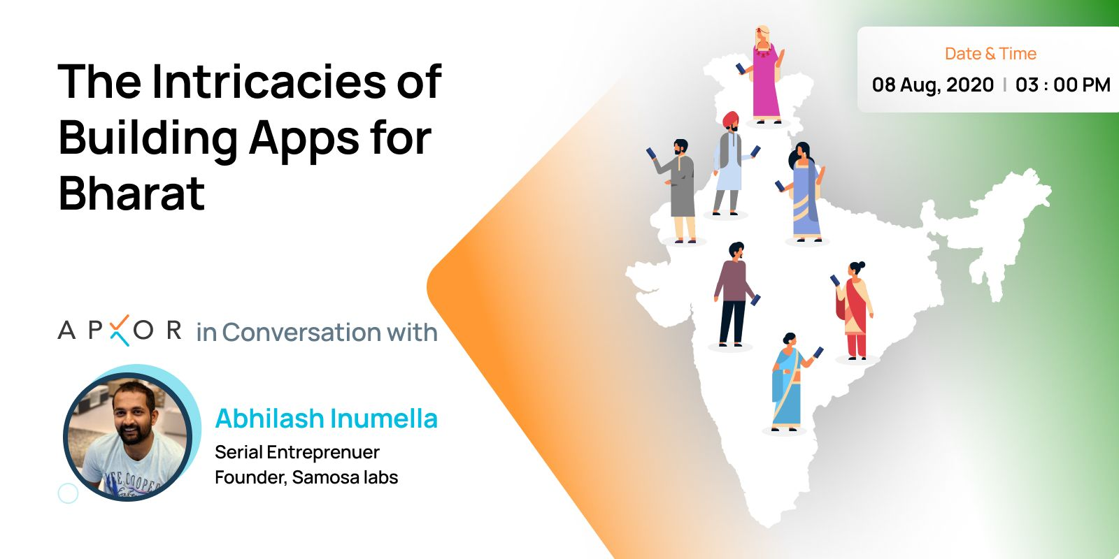 The Intricacies of Building Apps for Bharat - Open Discussion