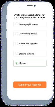 Contextual Survey Example - Apxor
