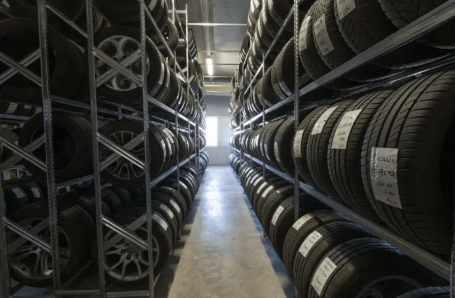 Premium Second Hand Tyres