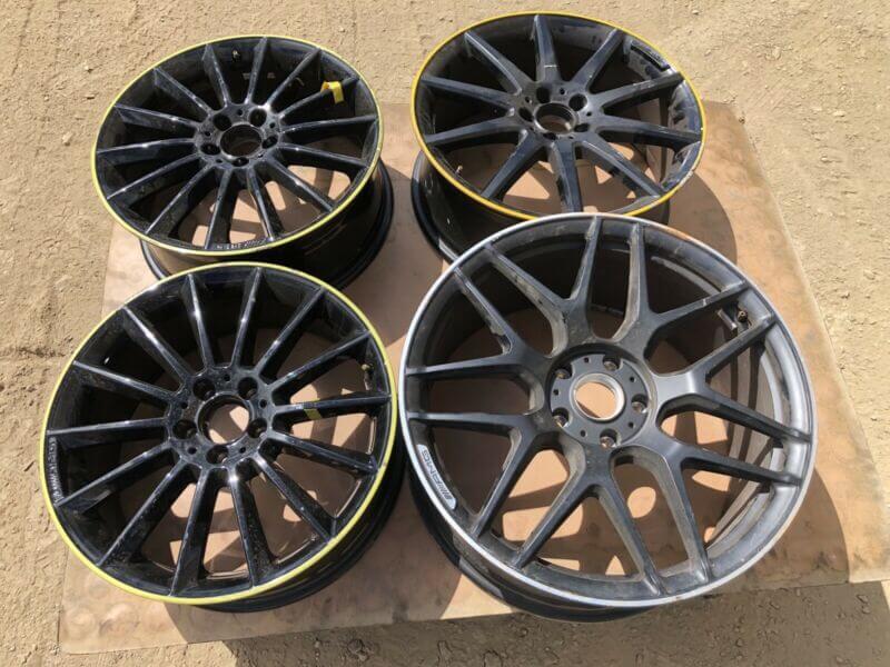 Mercedes Benz Alloy Wheels (Each)