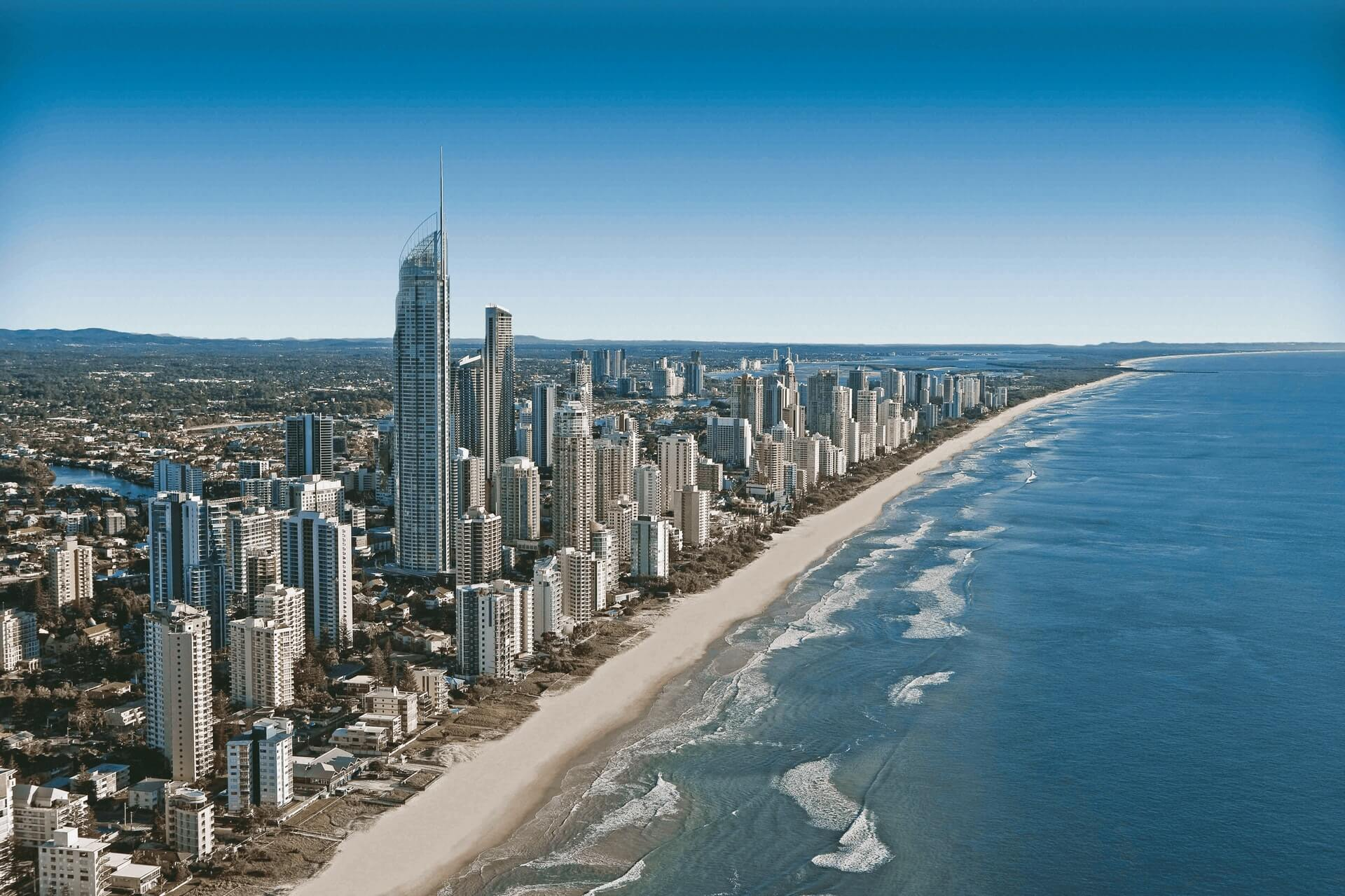 Gold Coast Day time