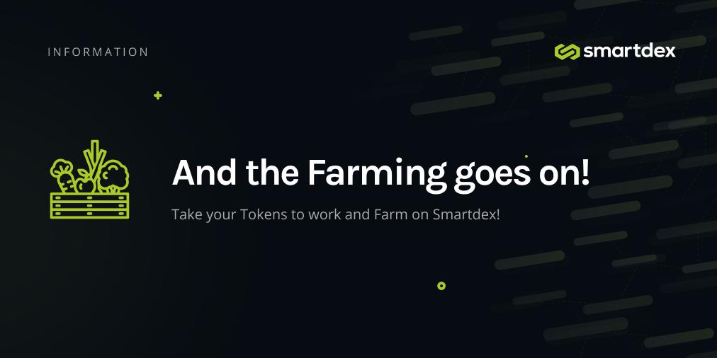 Farming, Farming, Farming