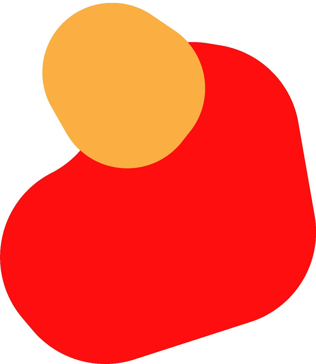 Blob illustration