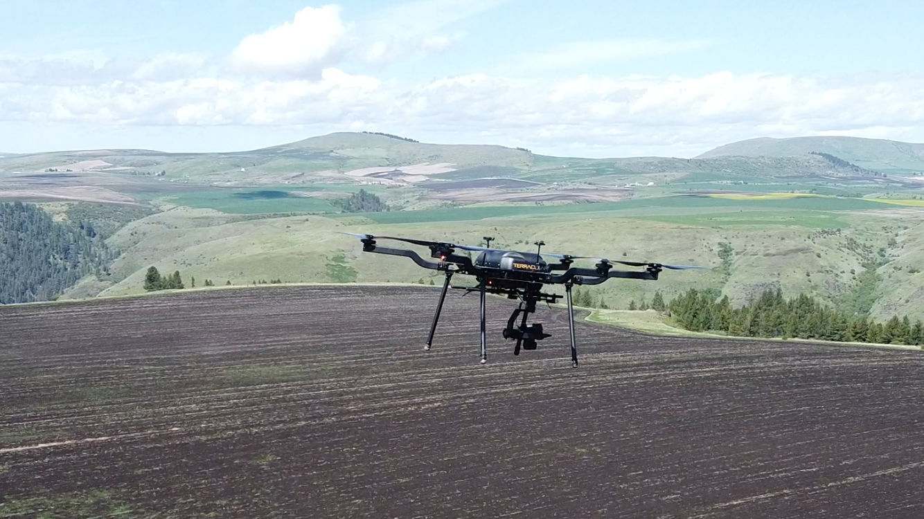 Map your field with our drone