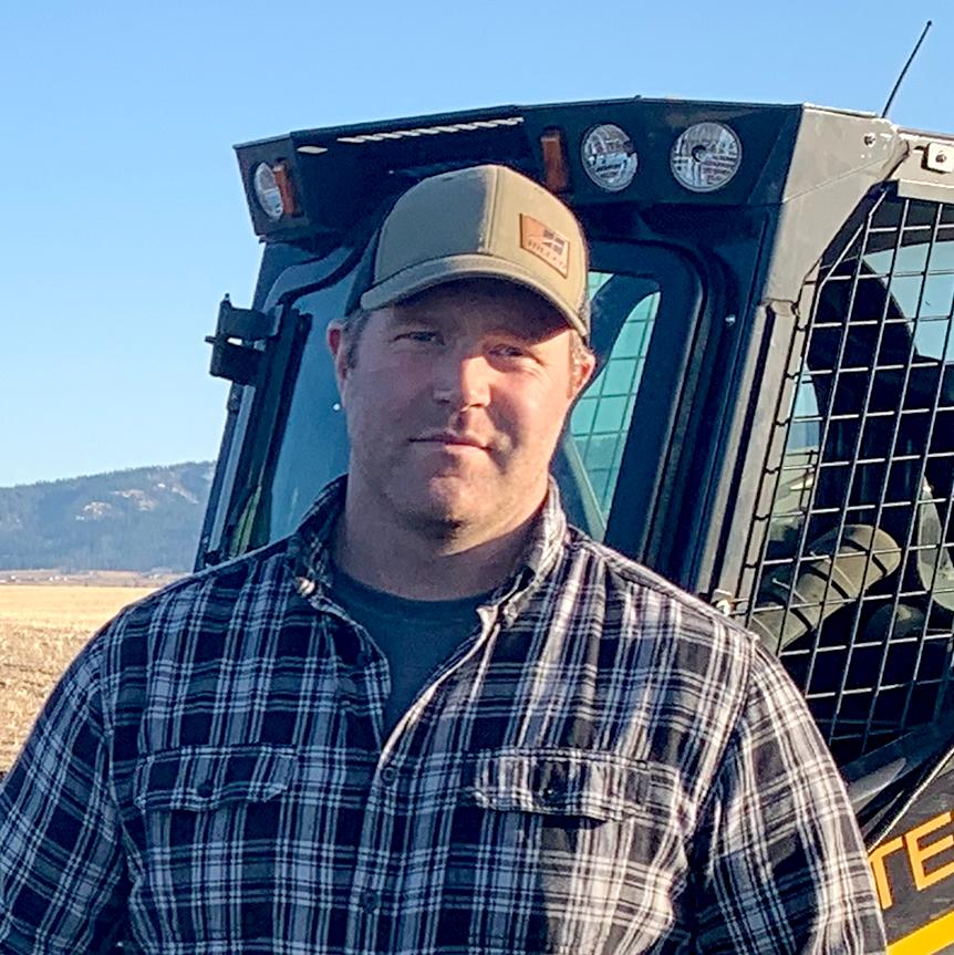 Farmer testimonial from Conrad Arnzen
