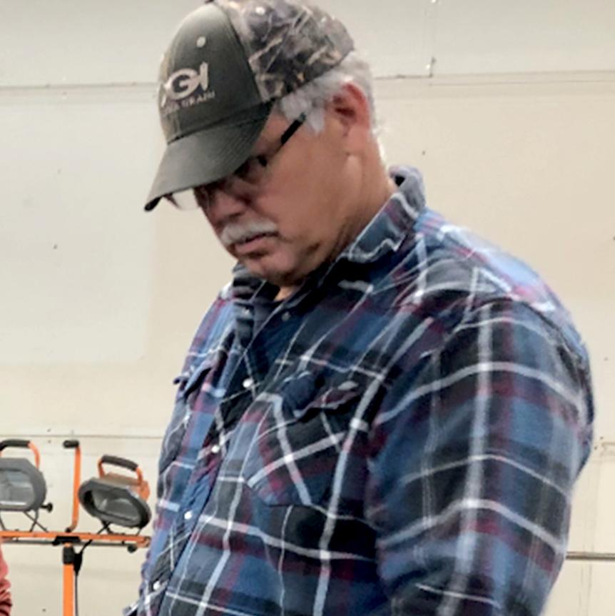 Farmer testimonial from Mark Baune