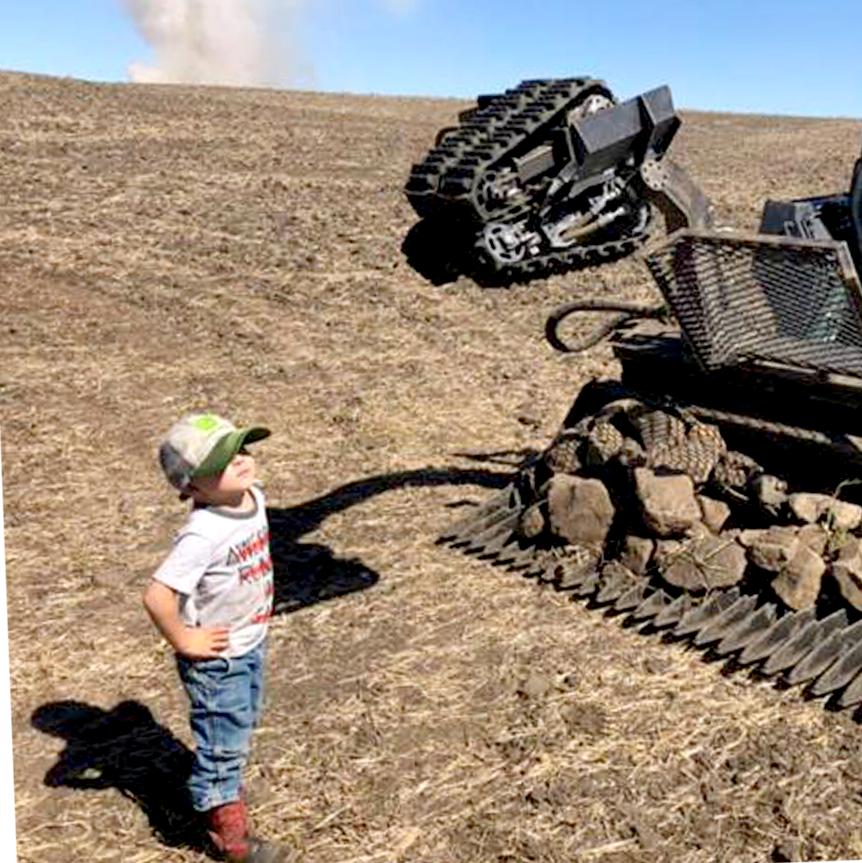 Farmer testimonial from Rehder Farms