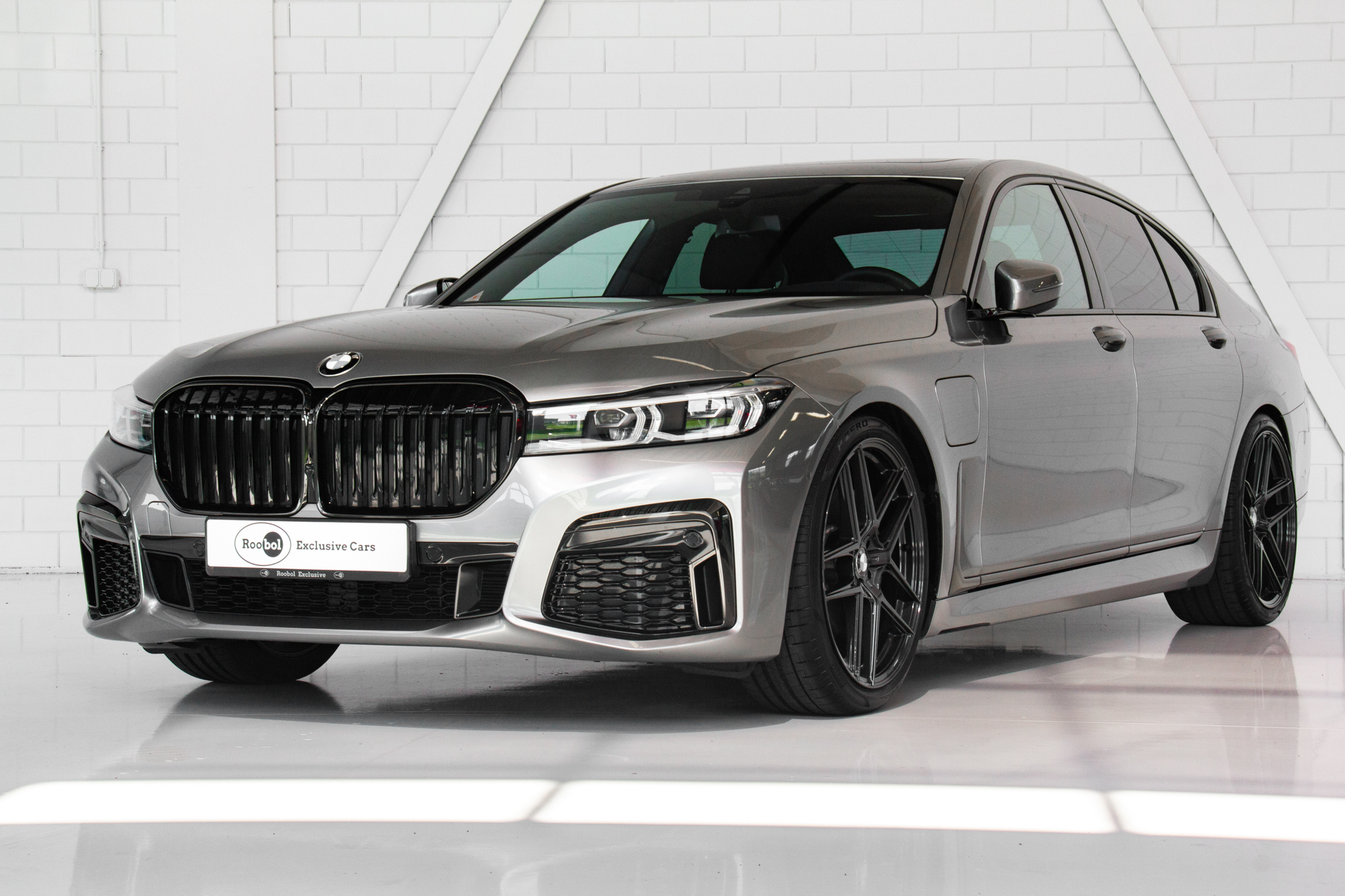 BMW 7-serie 745e M-sport