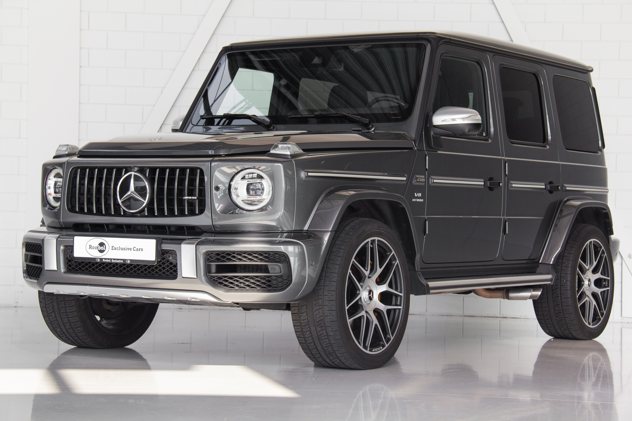 Mercedes-Benz G63 AMG Stronger Than Time Edition