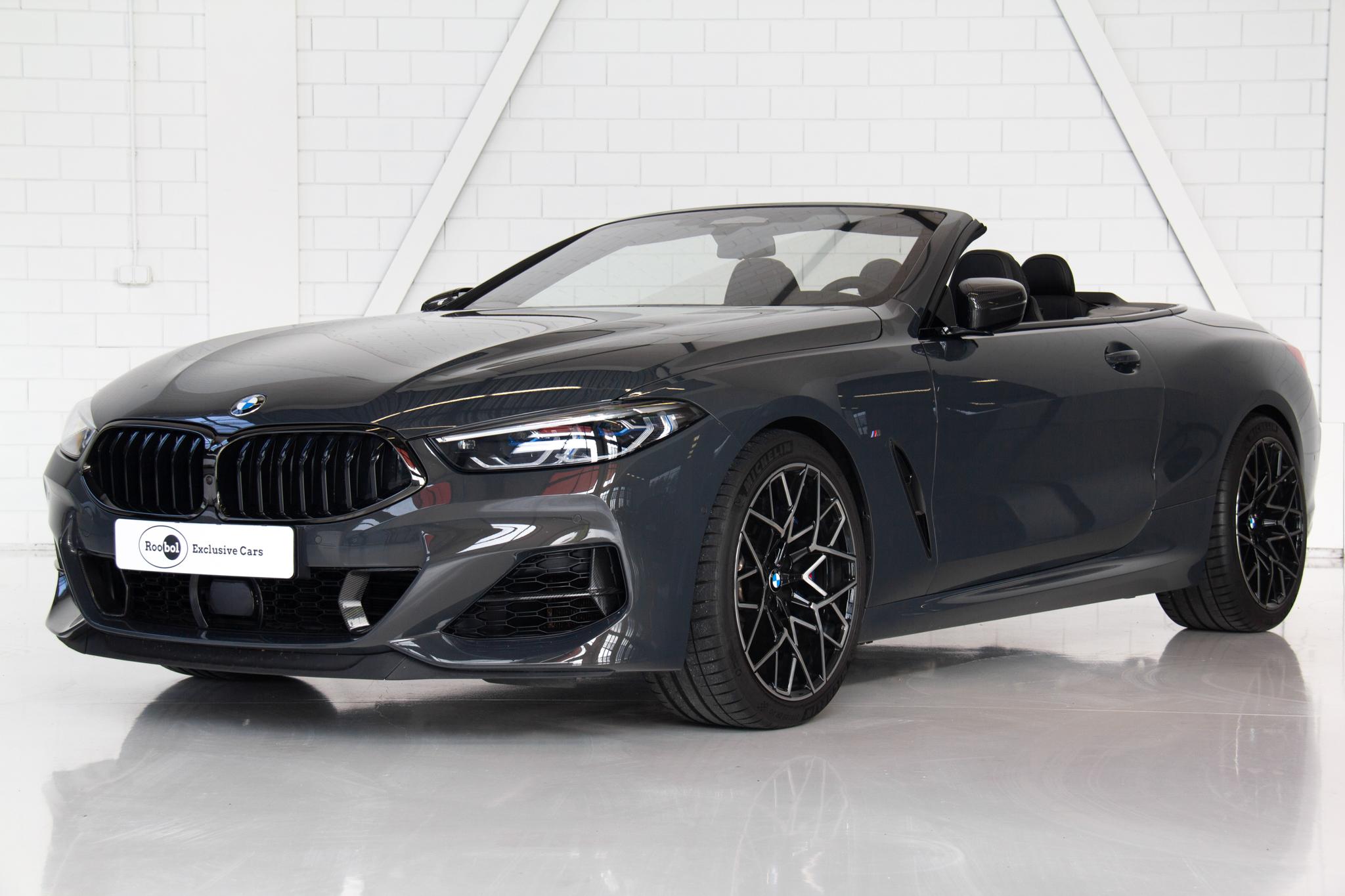 BMW 8-serie M850i Cabriolet
