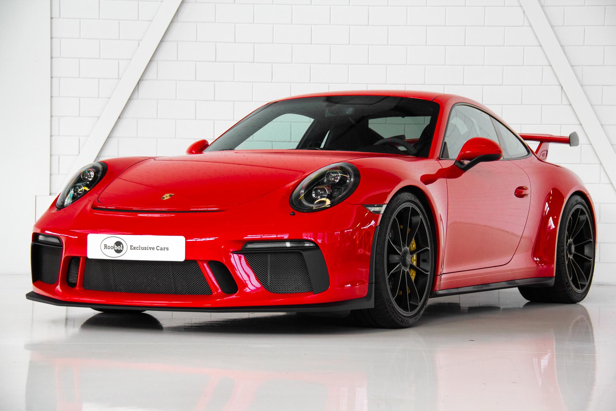 Porsche 911 991.2 GT3