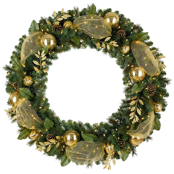 Christmas Wreath for Willy Nilly Christmas Store