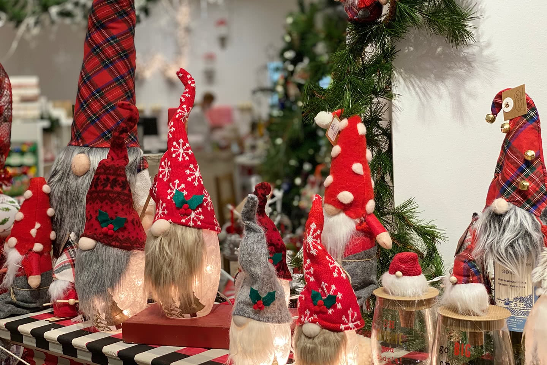 Gnome Sweet Gnome - Holiday Christmas Gnomes