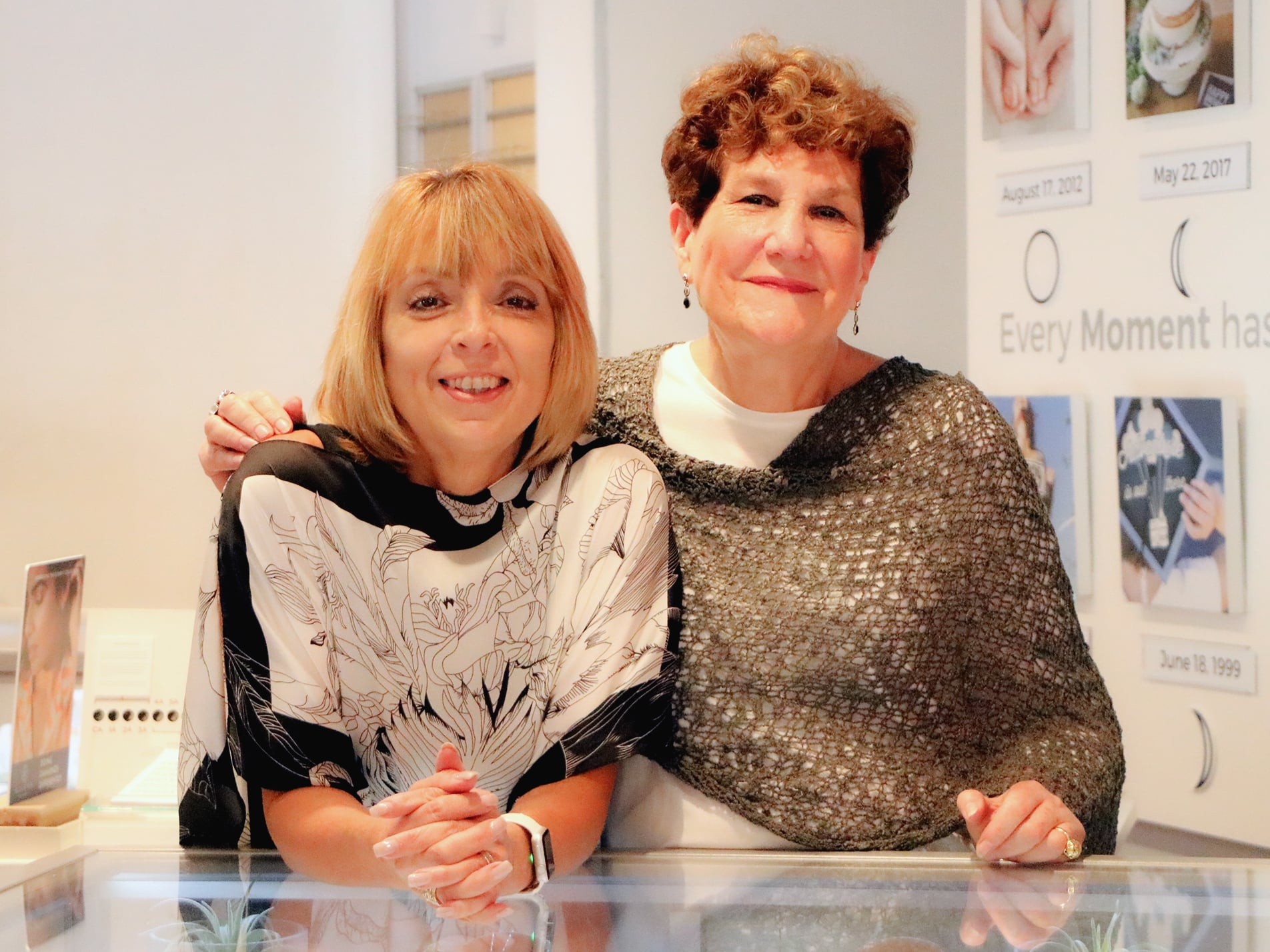 Willy Nilly Trading Company co-owners Lynn Brey and Marilyn Schulman