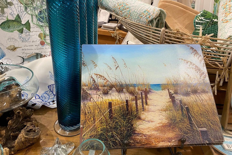 Ocean Beach Wall Art and Home Decor