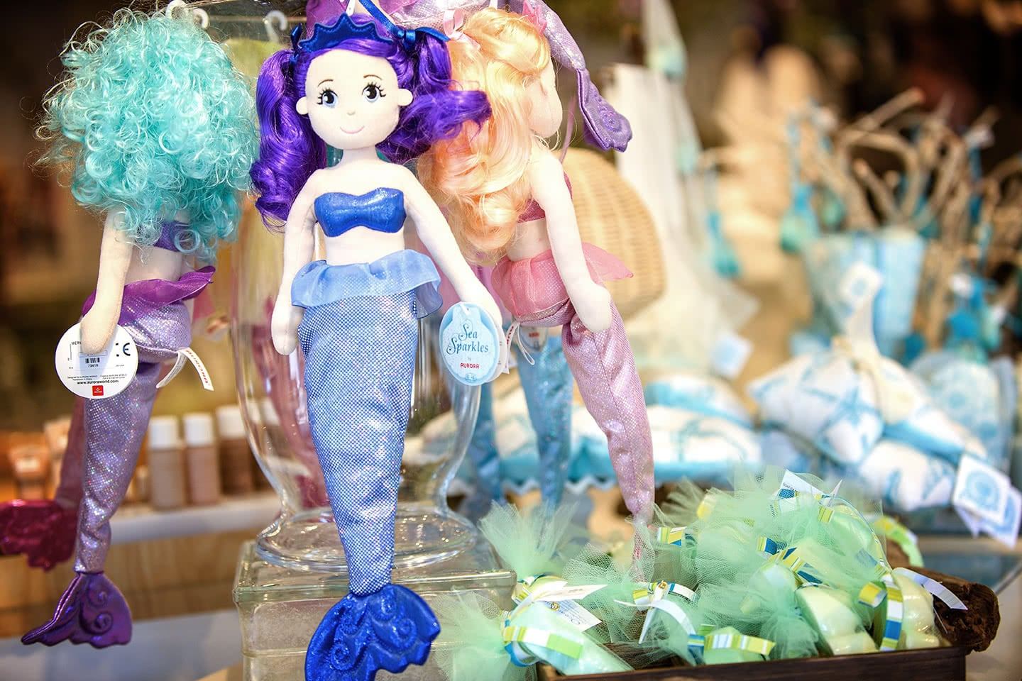 Mermaids and the Feeling of Being a Little Kid in a Candy Store