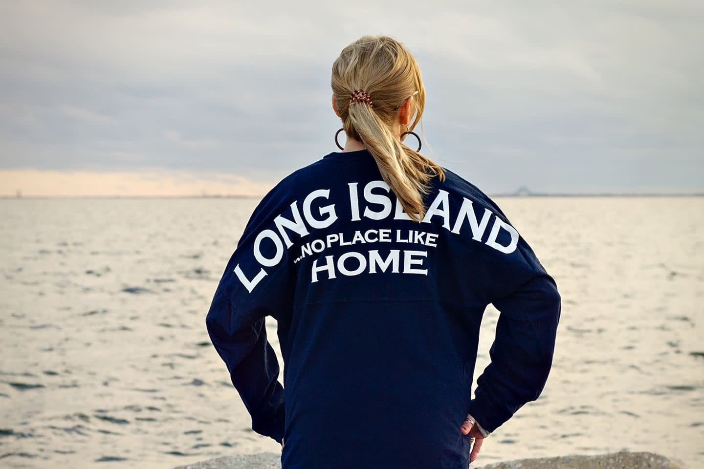 Long Island... No Place Like Home Jersey from the LongIslandMemories.com Collection
