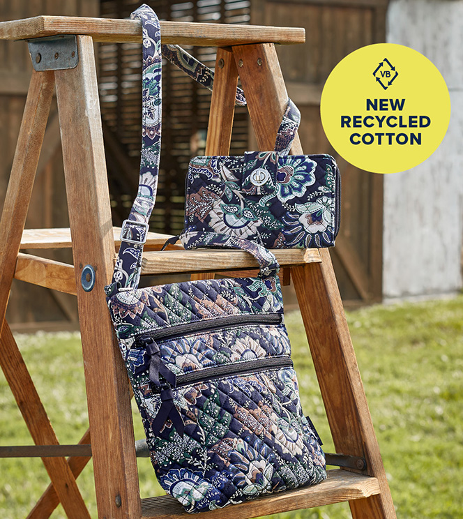 Authorized Retailer for Vera Bradley, Quilted Backpacks, Duffels, Bags and More for women
