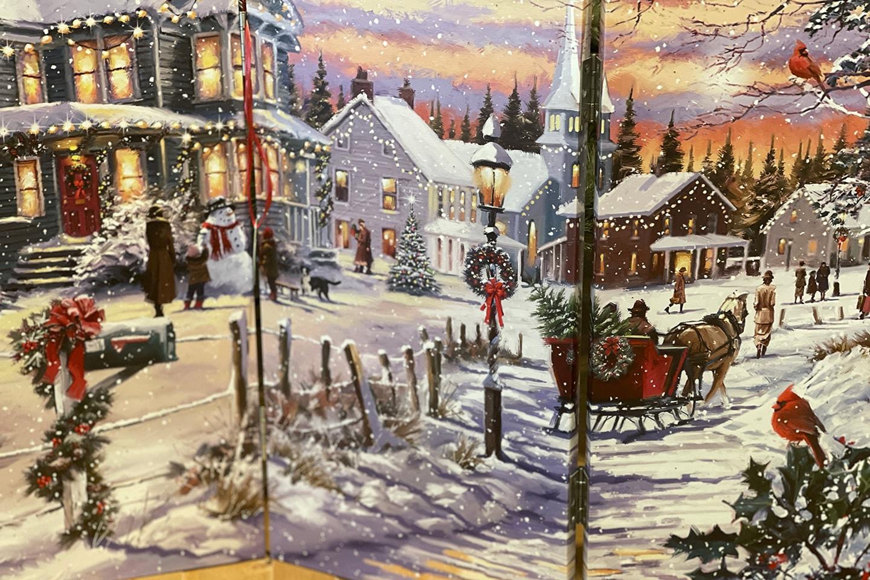 Winter Wonderland Christmas Wall Decor