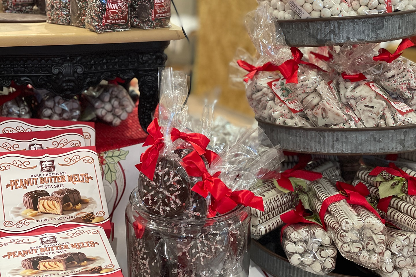 Christmas Candy and Treats @ Willy Nilly Trading