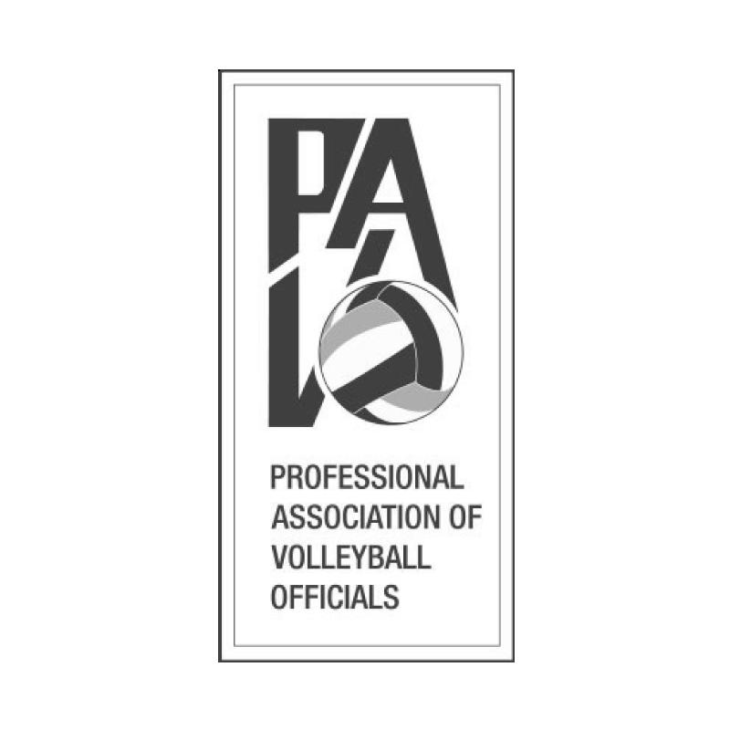 PAVO logo grayscale