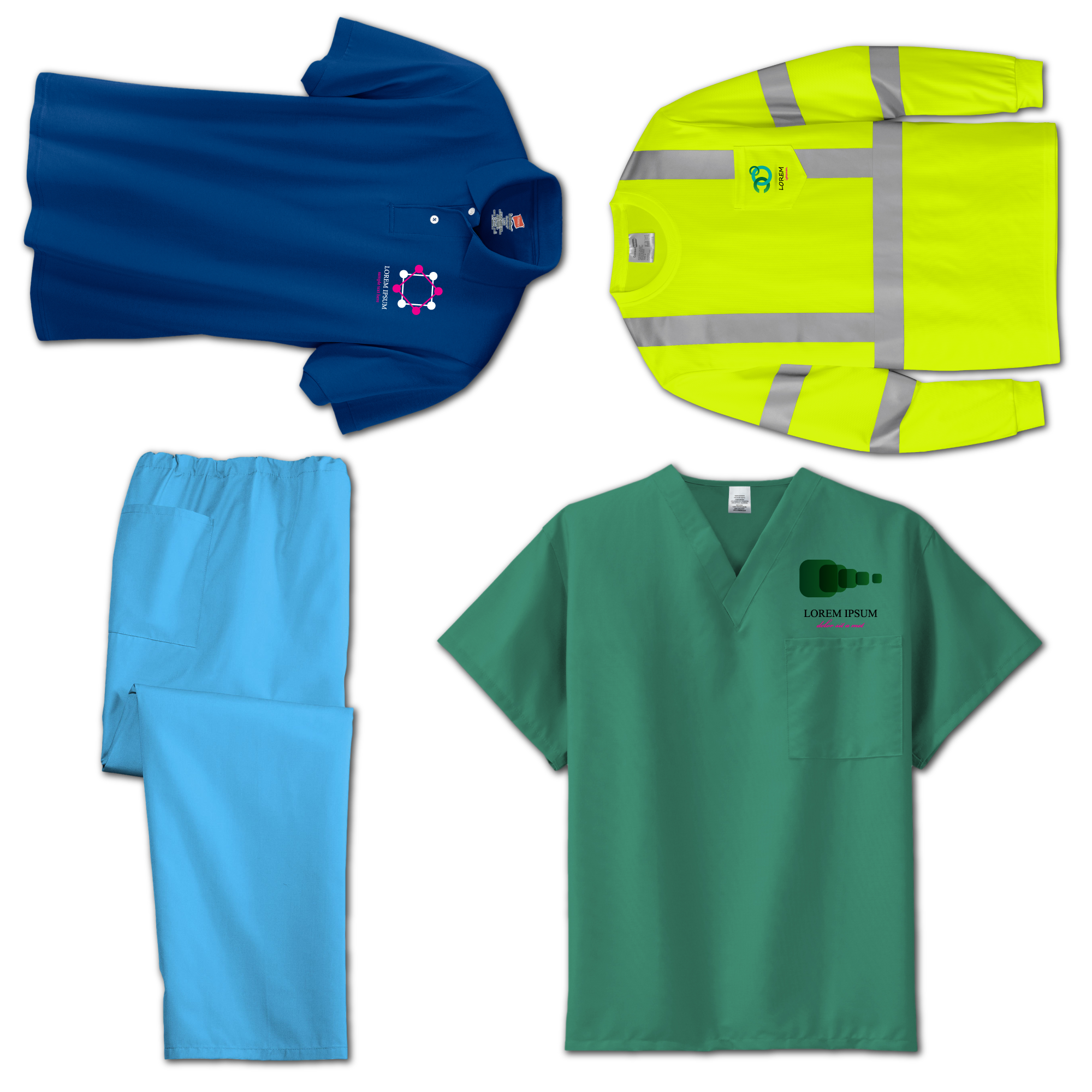 Industrial and construction apparel