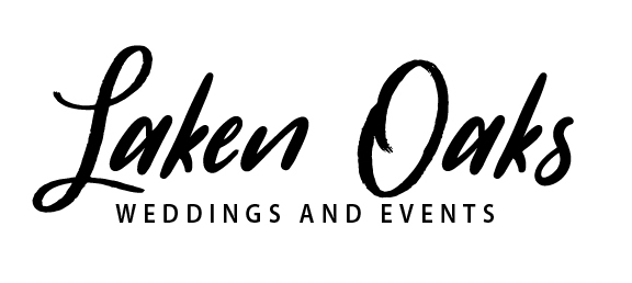 The Laken Oaks Wedding and Events Logo for our Northern California Wedding Venue