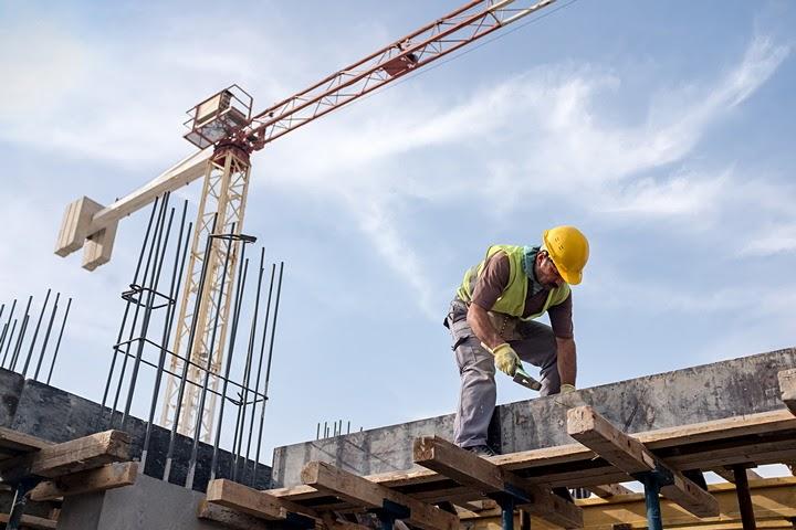 riesgos laborales en la construcción en Nueva York