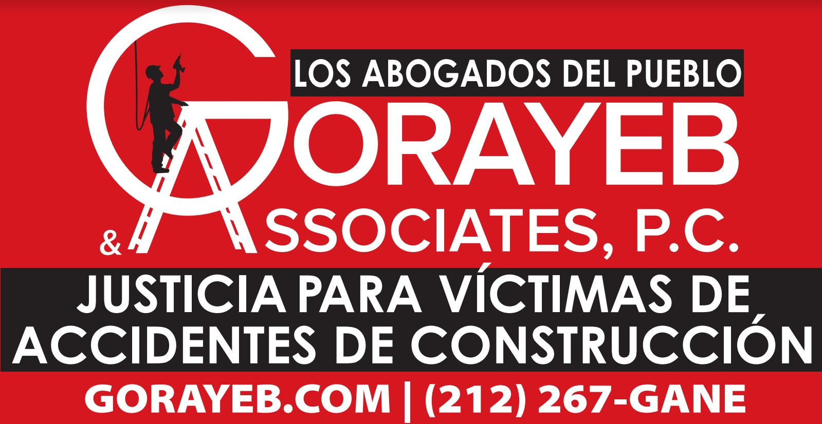 Logo of Gorayeb and Associates.
