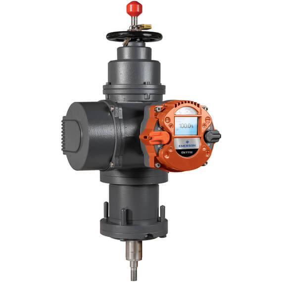 Bettis RTS FL Fail-Safe Linear Electric Actuator