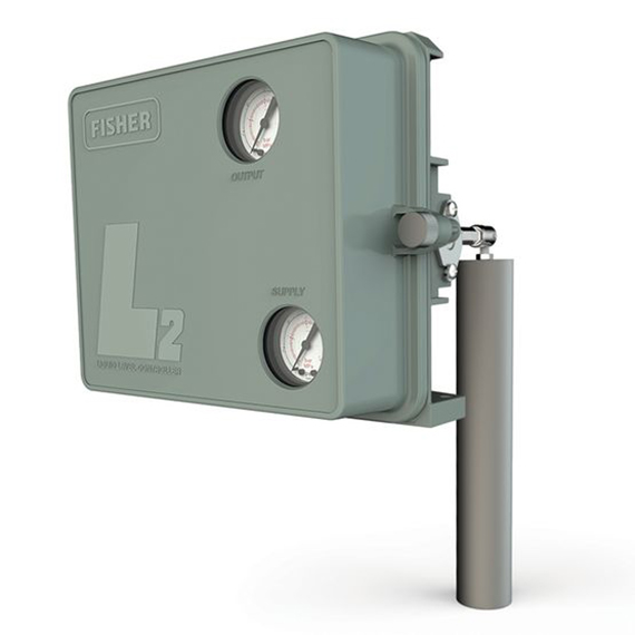 Fisher L2 Level Controller