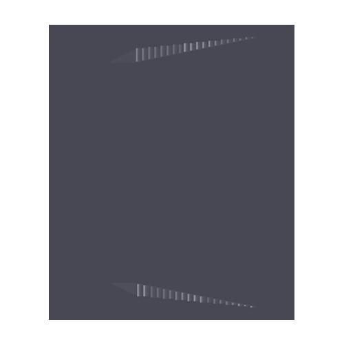 An icon of an open door