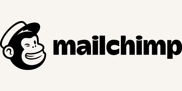 Logo for our sponsor: Mailchimp
