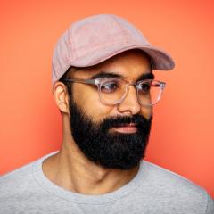 Headshot of Ritesh Gupta