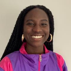 Headshot of Mitzi Okou