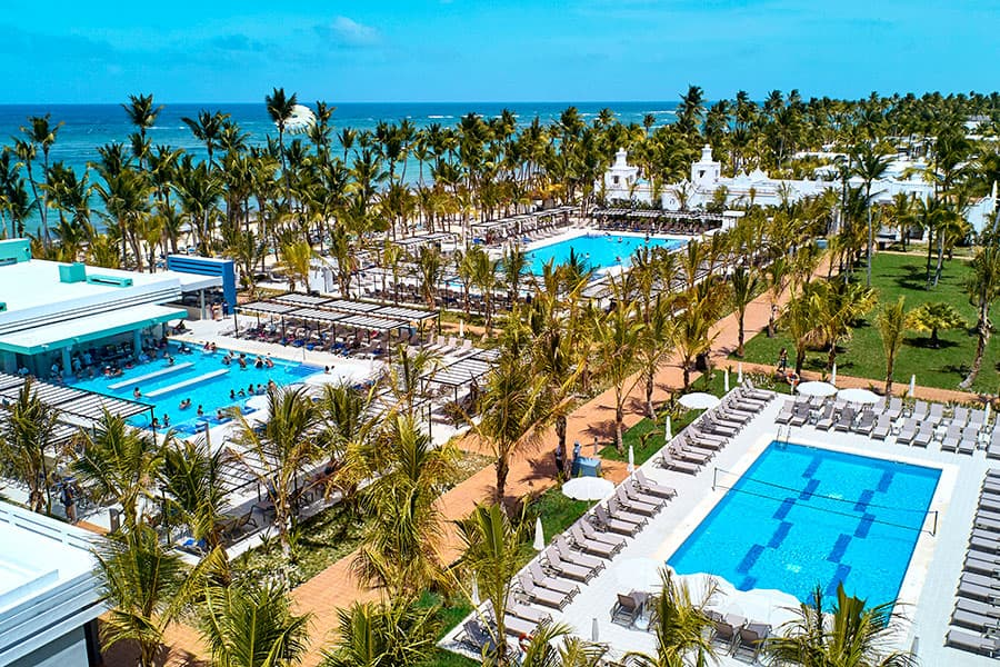Hotel Riu Palace, Punta Cana