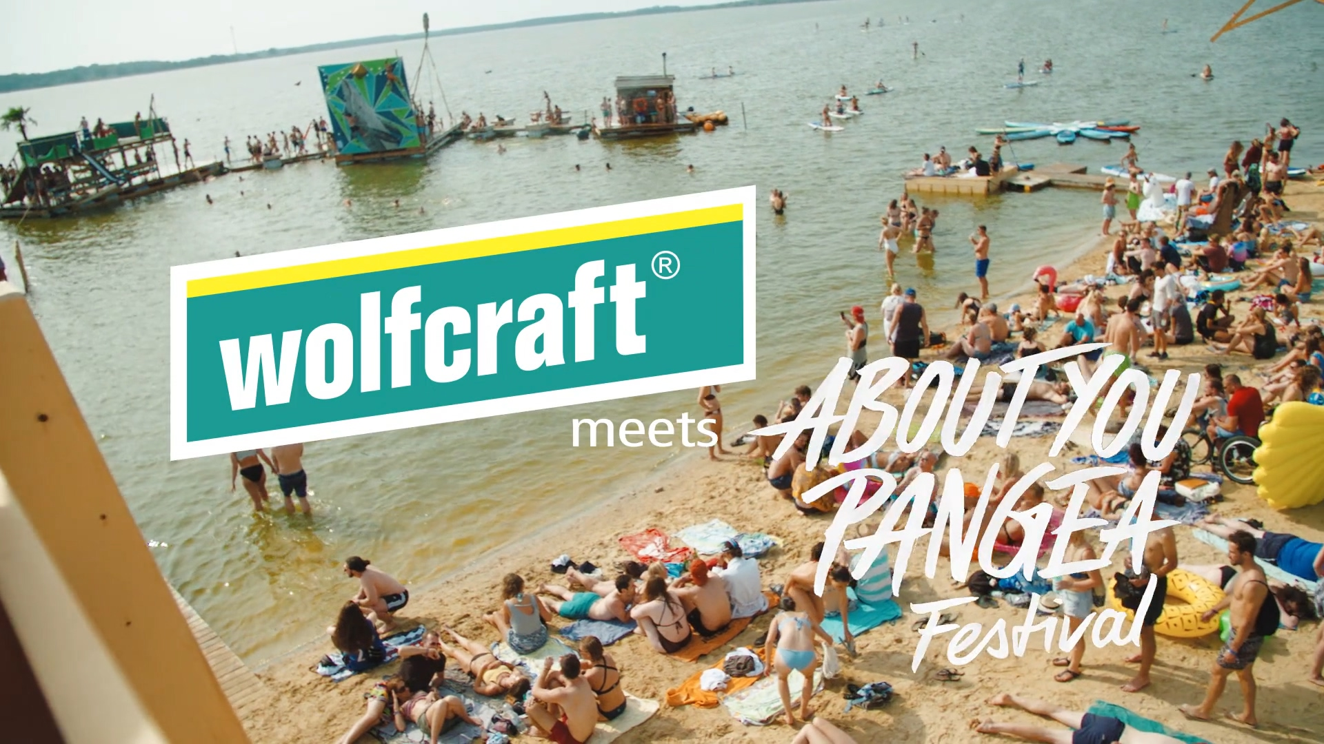Wolfcraft meets About You Pangea Festival