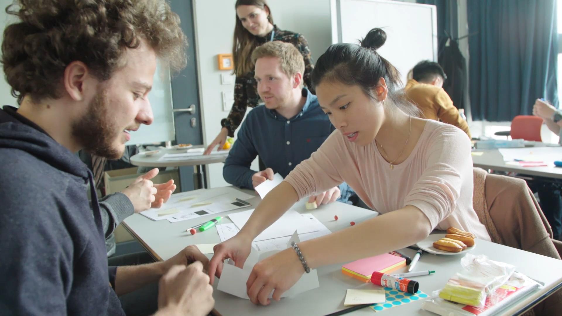 Berliner Start-up Stipendium