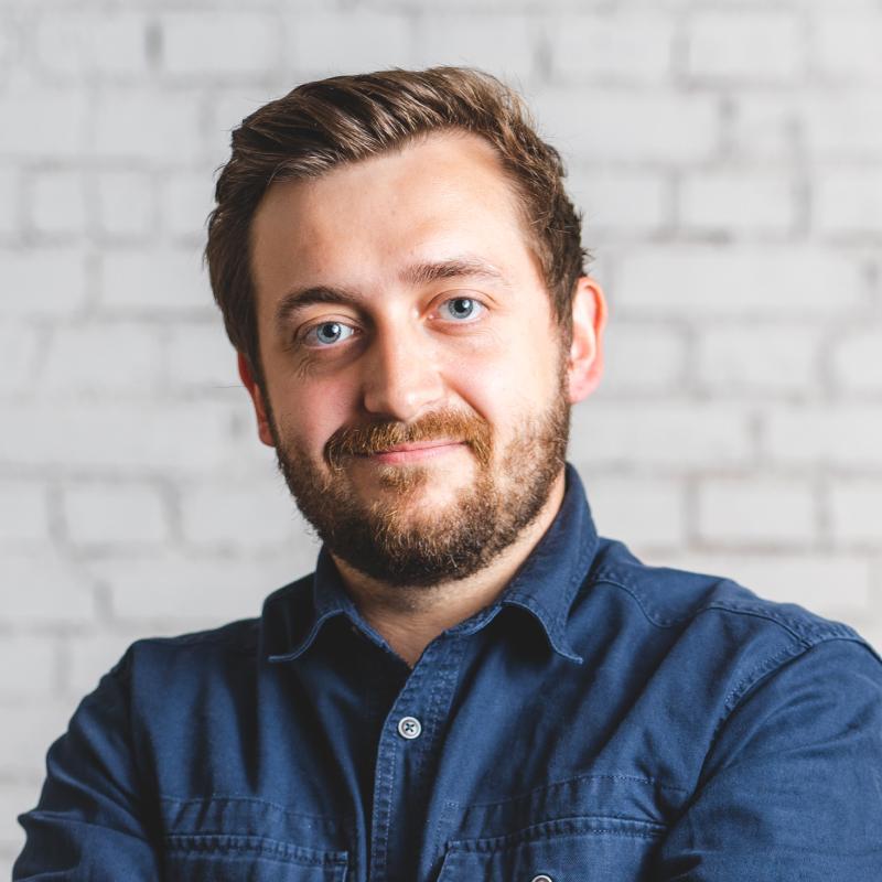 Karl Bzik, co-founder of Open Loyalty system