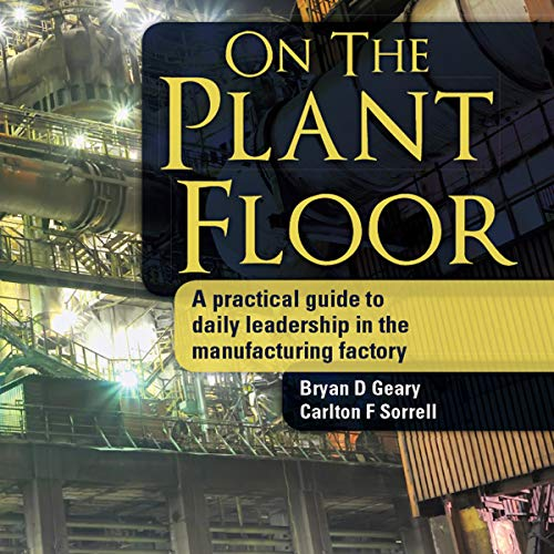 On The Plant Floor - Book Cover