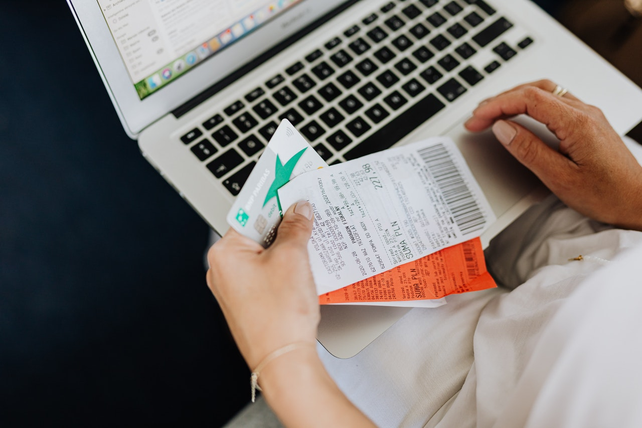 Keep your receipts and check them when your credit card bill arrives