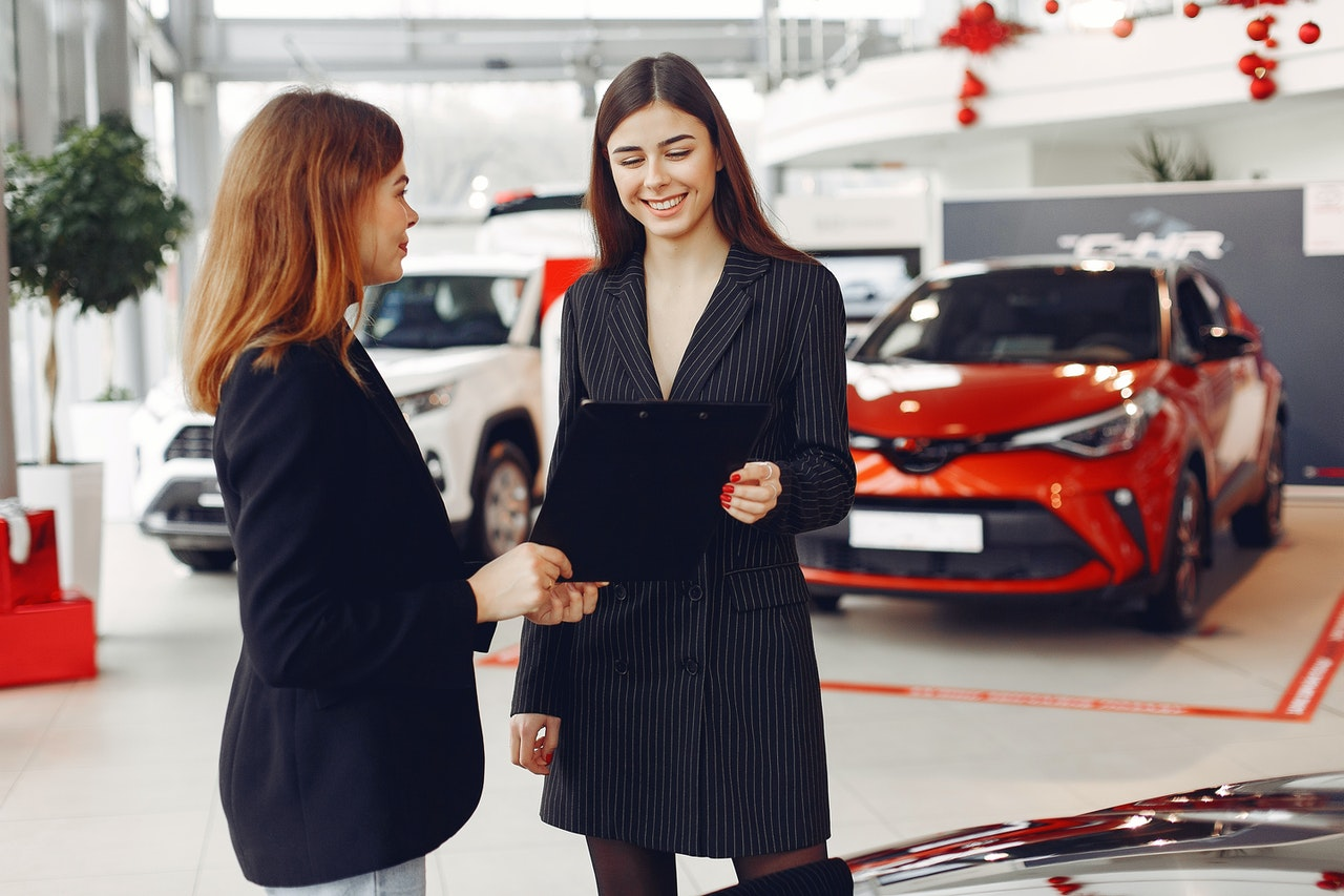 choose a car which you can afford for saving money