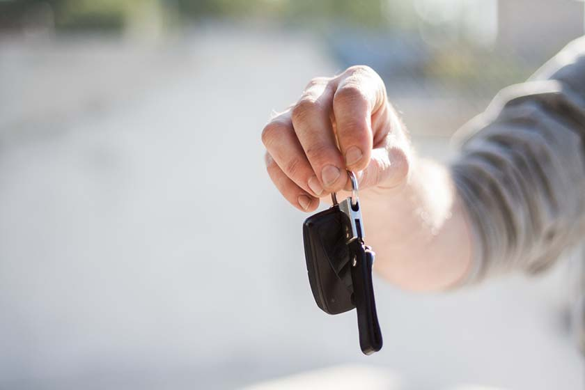 sell your car to save money for house deposit