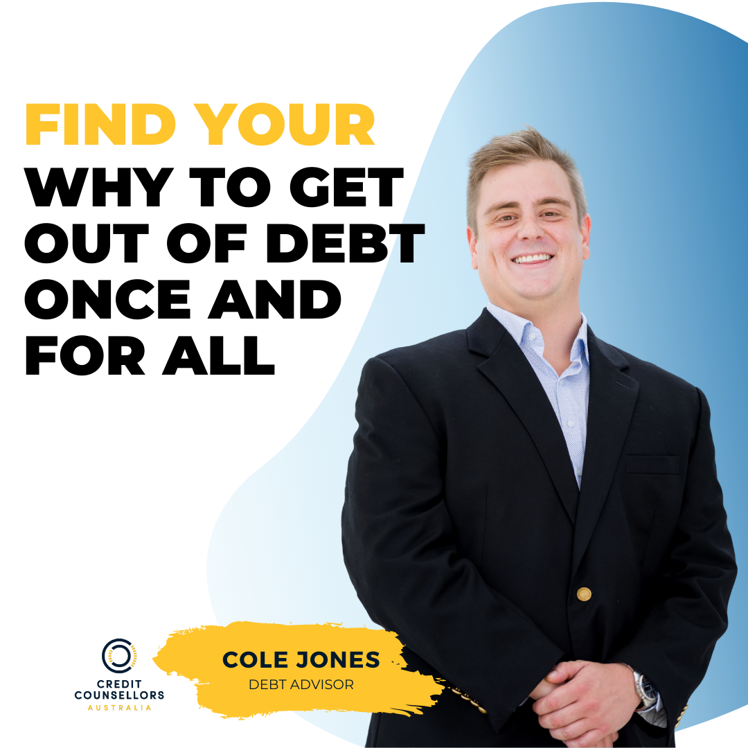 Debt Relief: Find Your Why