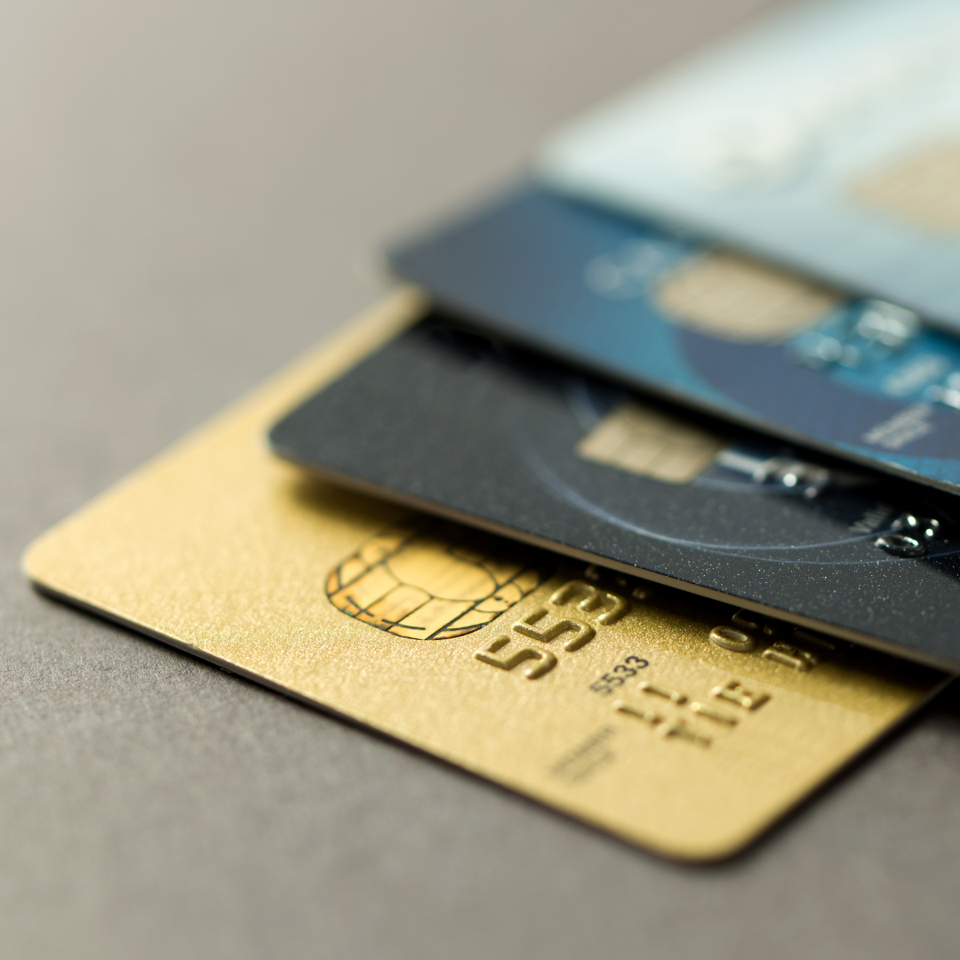 A bankruptcy warning sign is paying for stuff on your credit card.