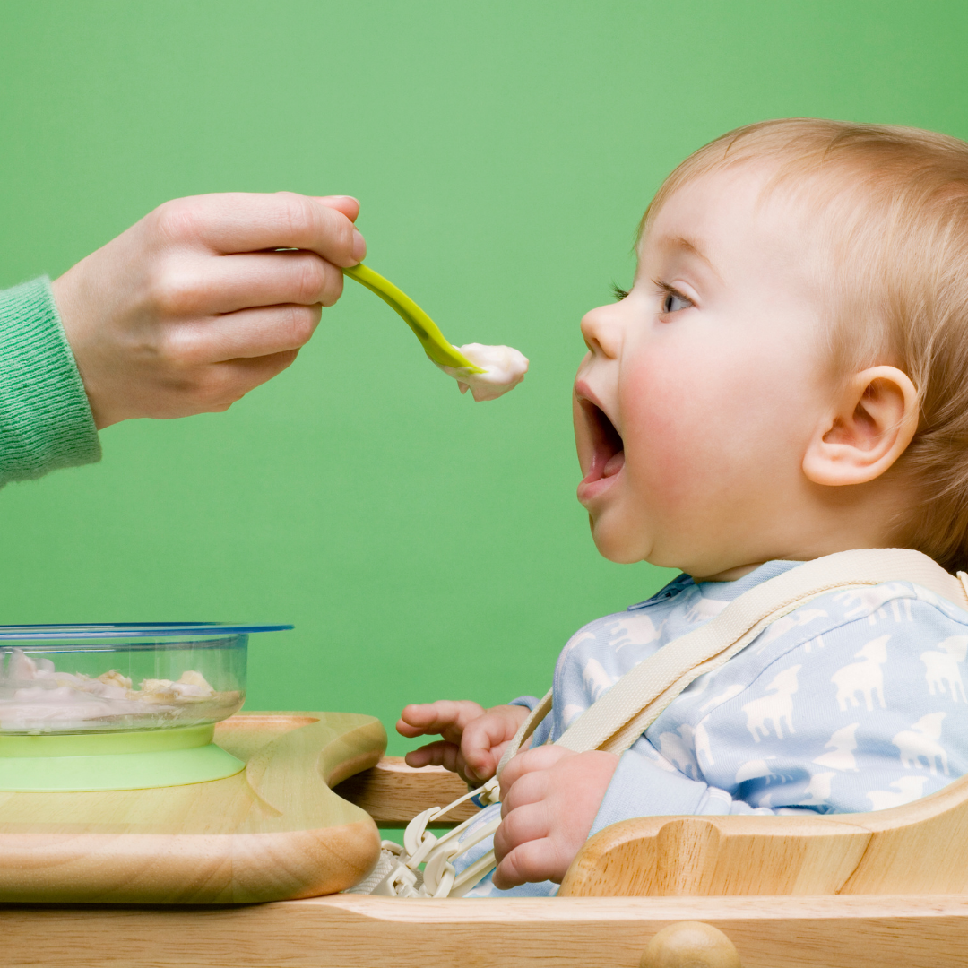 Make your own baby food to save money and boost your baby's nurtition!