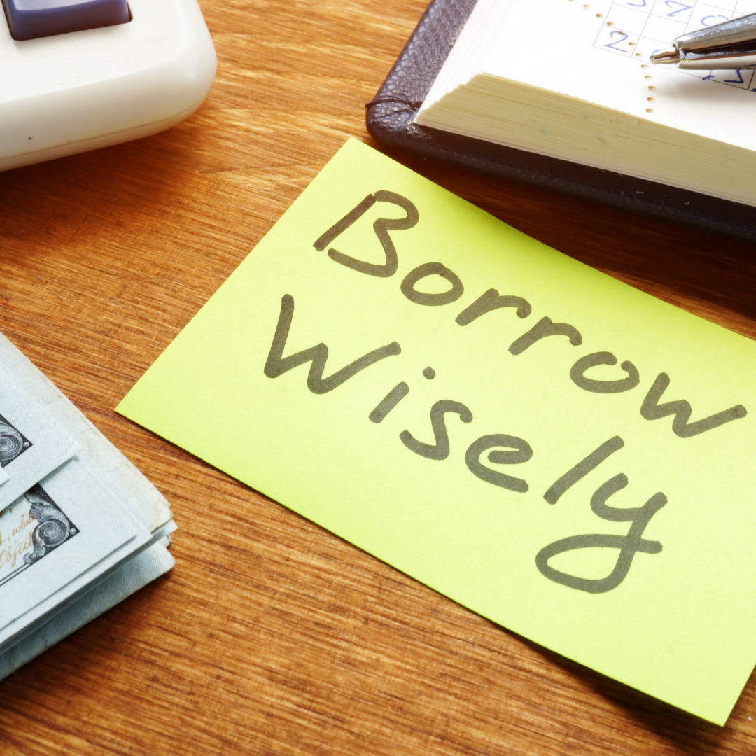 Solve money problem by budgeting and borrow wisely